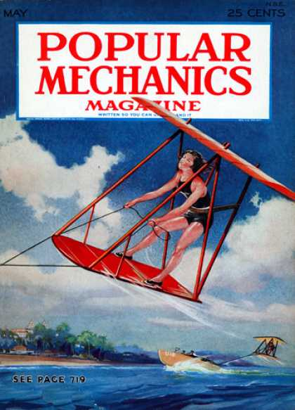 Popular Mechanics - May, 1930