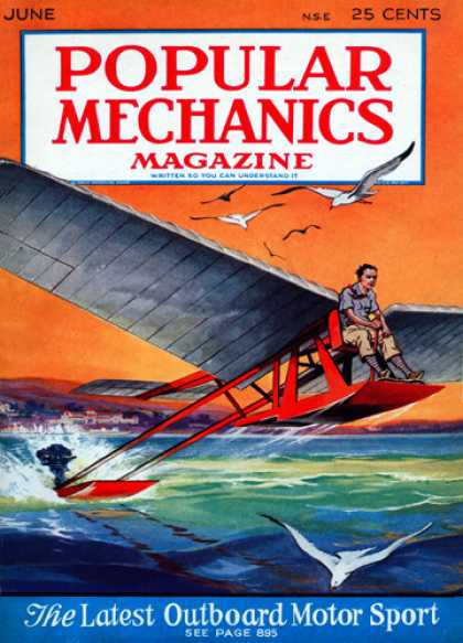 Popular Mechanics - June, 1930