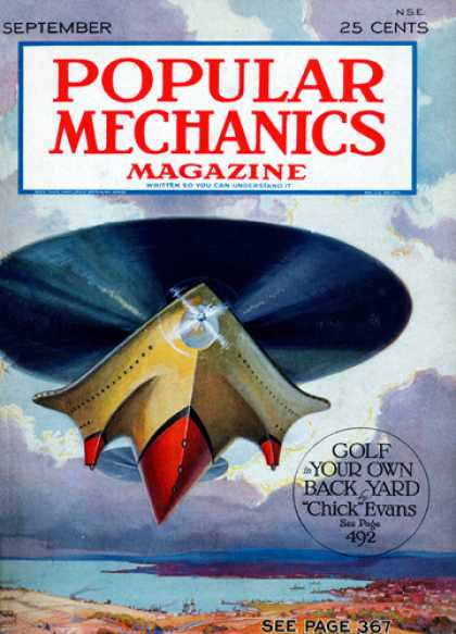 Popular Mechanics - September, 1930