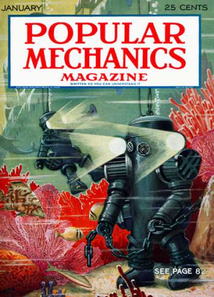 Popular Mechanics - January, 1931