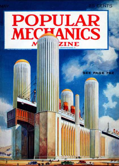 Popular Mechanics - May, 1931