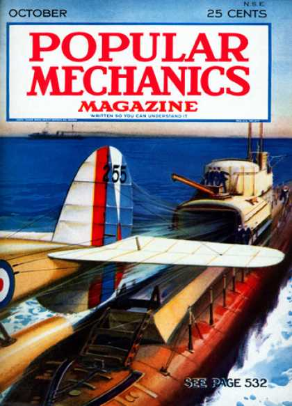 Popular Mechanics - October, 1931