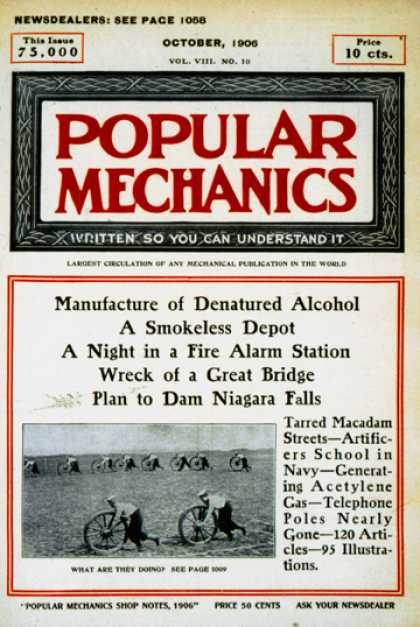 Popular Mechanics - October, 1906