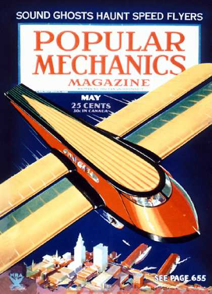 Popular Mechanics - May, 1934