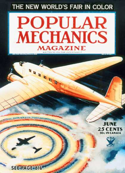 Popular Mechanics - June, 1934