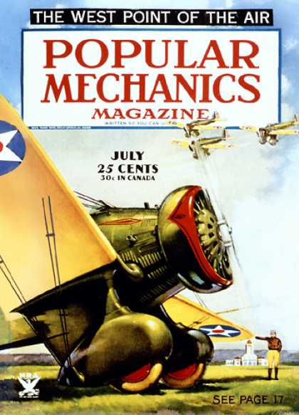 Popular Mechanics - July, 1934