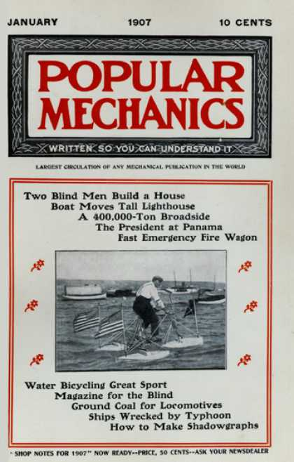 Popular Mechanics - January, 1907