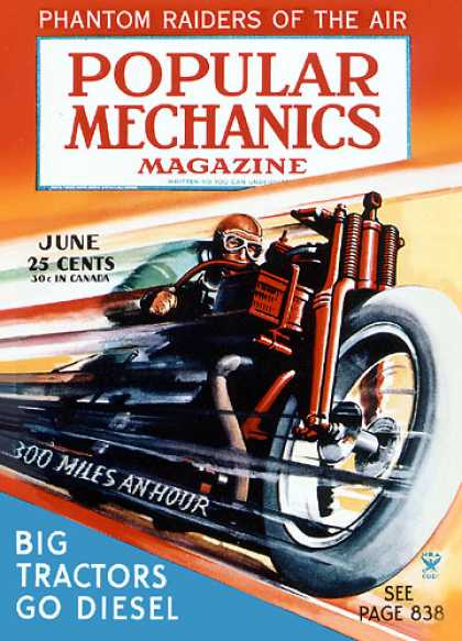Popular Mechanics - June, 1935