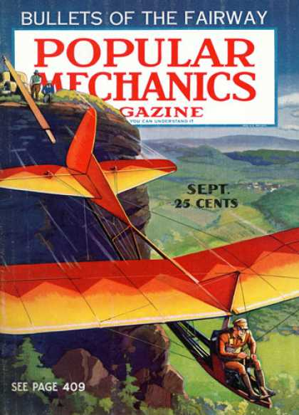 Popular Mechanics - September, 1935