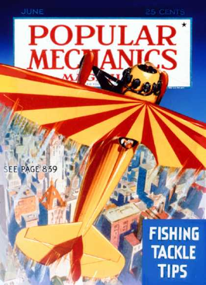 Popular Mechanics - June, 1936