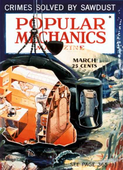 Popular Mechanics - March, 1937