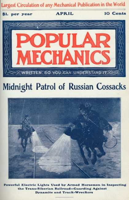Popular Mechanics - April, 1904