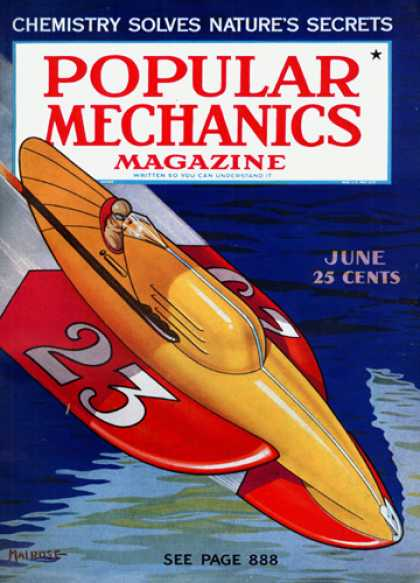 Popular Mechanics - June, 1937