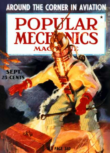 Popular Mechanics - September, 1937