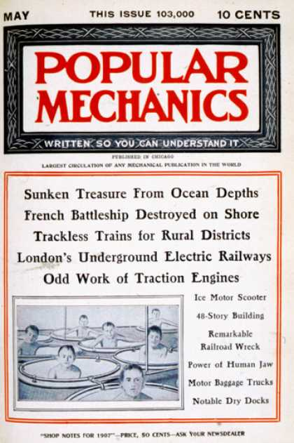 Popular Mechanics - May, 1907