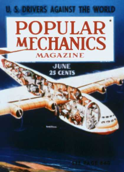 Popular Mechanics - June, 1938