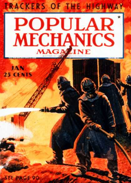 Popular Mechanics - January, 1939