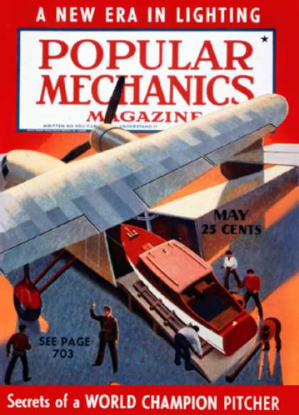 Popular Mechanics - May, 1939