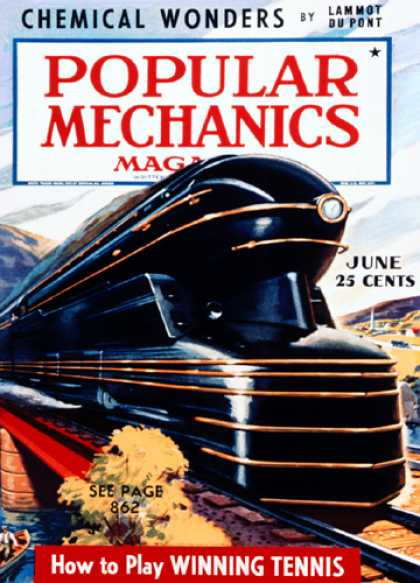 Popular Mechanics - June, 1939
