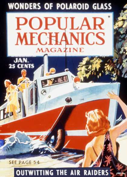Popular Mechanics - January, 1940