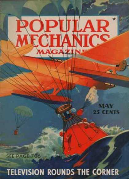 Popular Mechanics - May, 1940