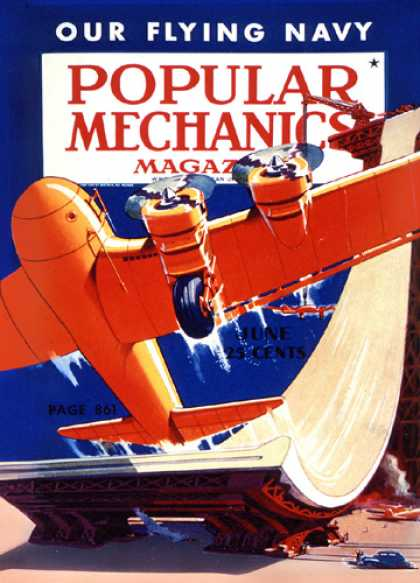 Popular Mechanics - June, 1940