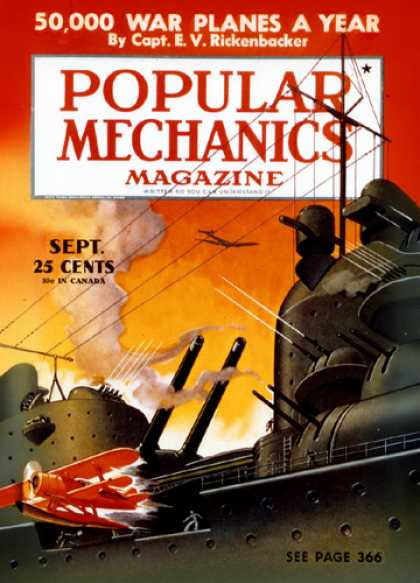 Popular Mechanics - September, 1940