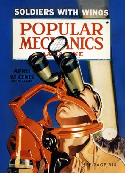 Popular Mechanics - April, 1941