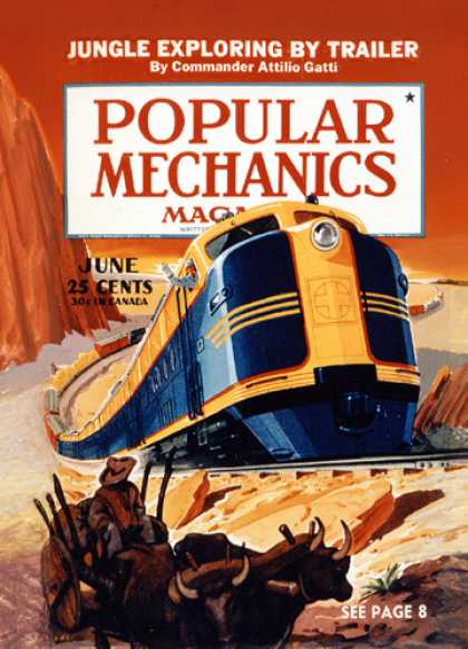 Popular Mechanics - June, 1941