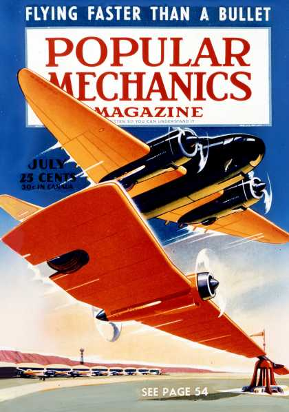 Popular Mechanics - July, 1941