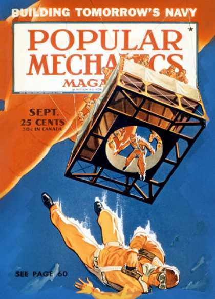 Popular Mechanics - September, 1941