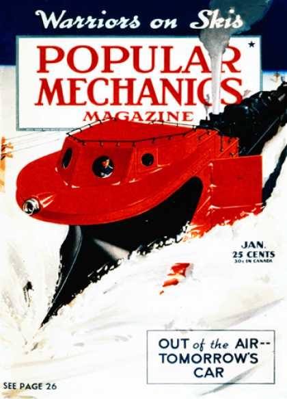 Popular Mechanics - January, 1942