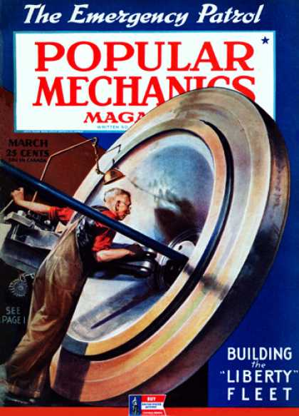 Popular Mechanics - March, 1942