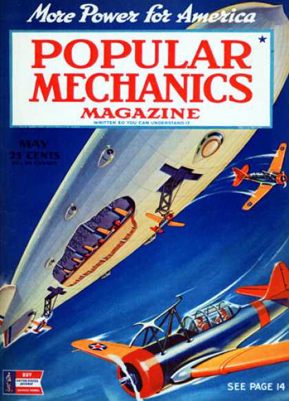 Popular Mechanics - May, 1942