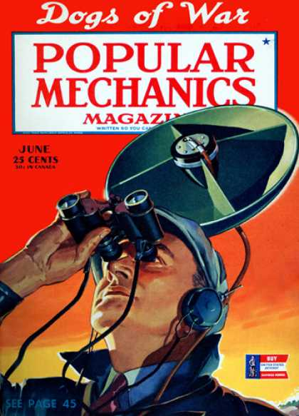 Popular Mechanics - June, 1942
