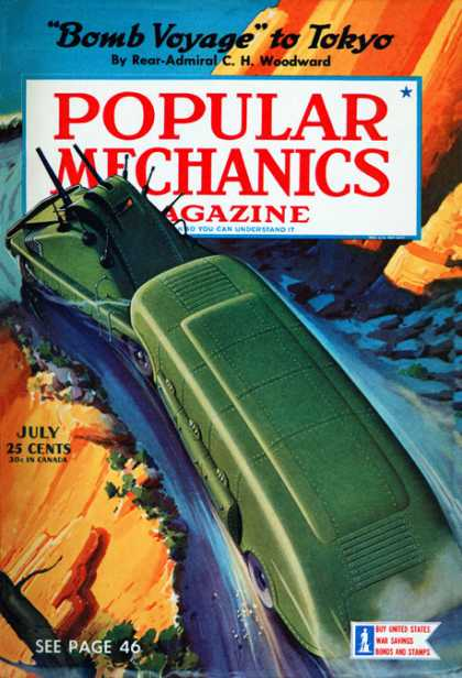 Popular Mechanics - July, 1942