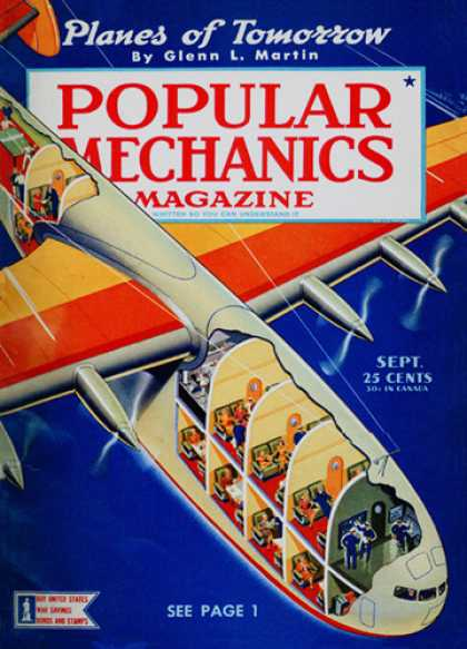Popular Mechanics - September, 1942