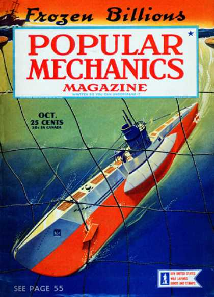 Popular Mechanics - October, 1942