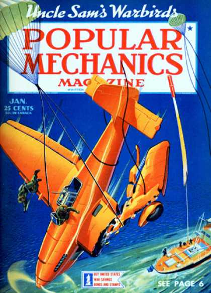 Popular Mechanics - January, 1943
