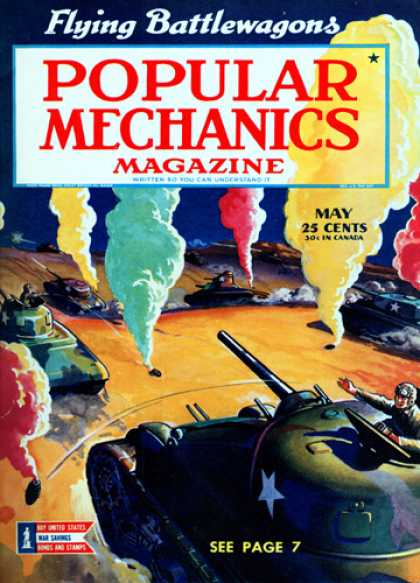 Popular Mechanics - May, 1943
