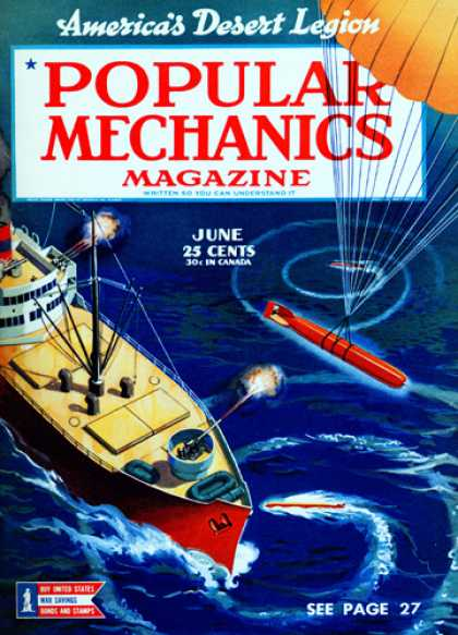 Popular Mechanics - June, 1943