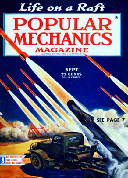 Popular Mechanics - September, 1943