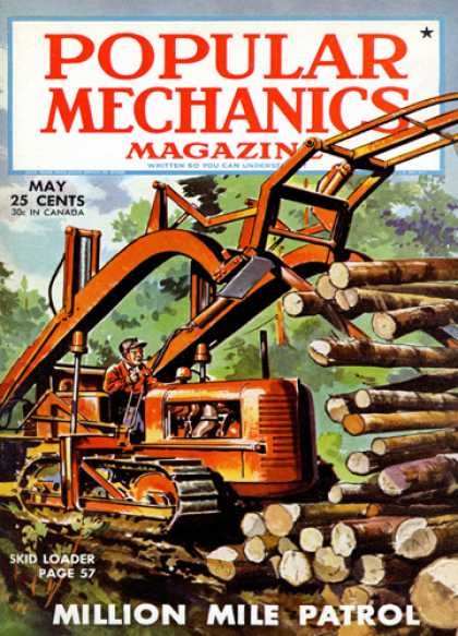 Popular Mechanics - May, 1945