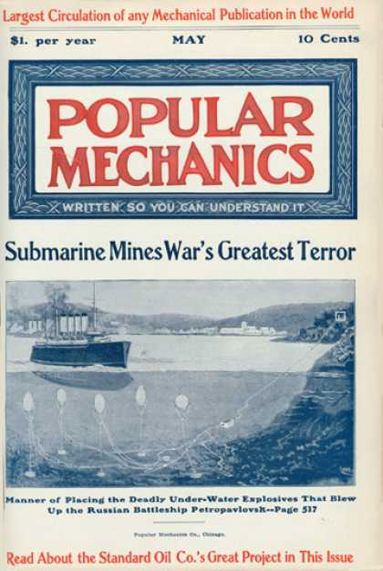 Popular Mechanics - May, 1904
