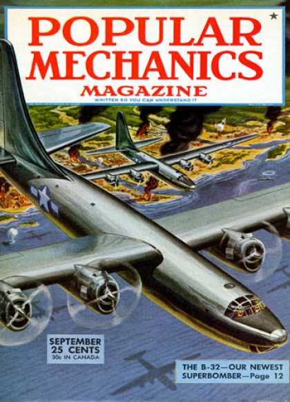 Popular Mechanics - September, 1945