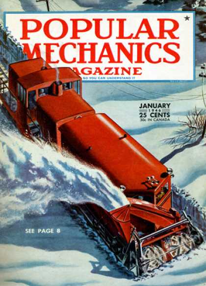 Popular Mechanics - January, 1946