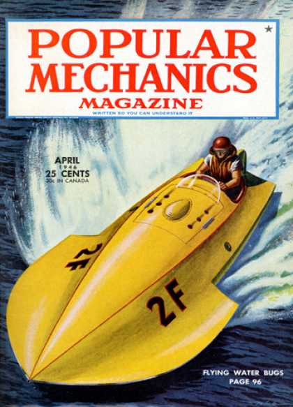 Popular Mechanics - April, 1946