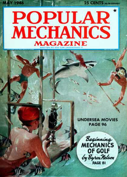 Popular Mechanics - May, 1946