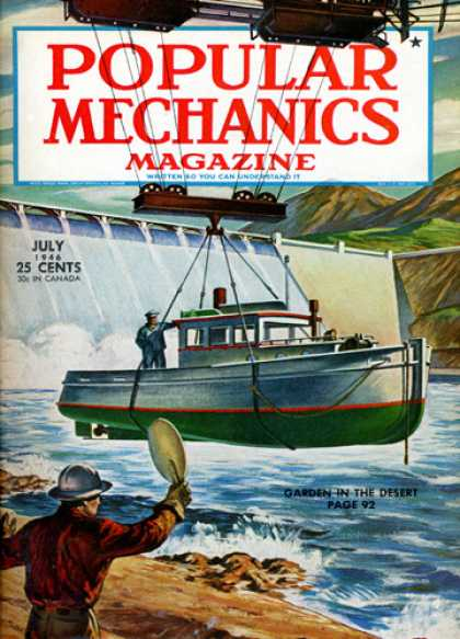 Popular Mechanics - July, 1946