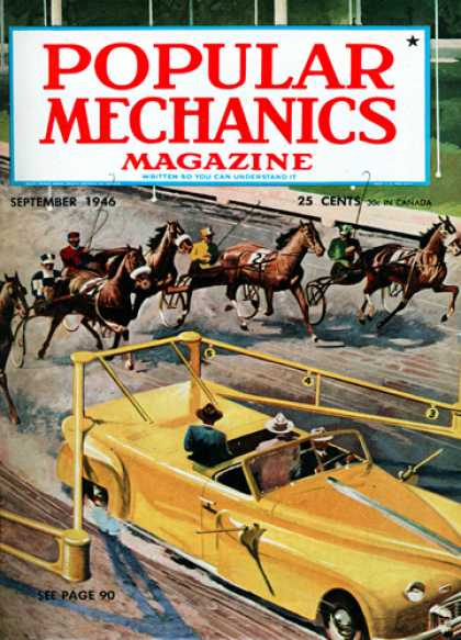 Popular Mechanics - September, 1946
